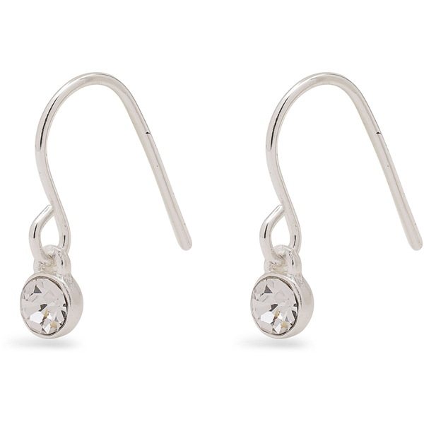 Lucia Crystal Earrings - Pilgrim