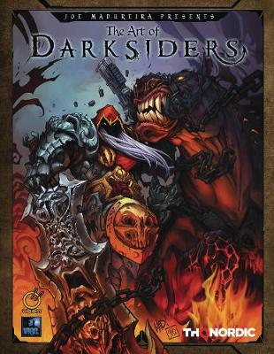 The Art of Darksiders - THQ Joe Madureira Paul Richards