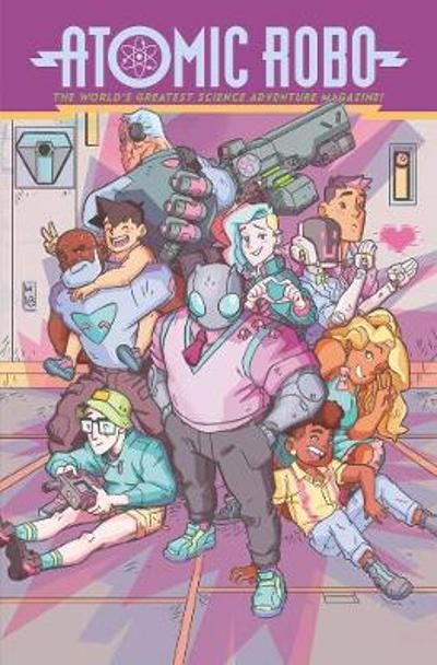 Atomic Robo and the Dawn of a New Era - Brian Clevinger