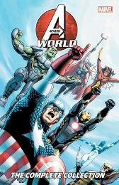 Avengers World: The Complete Collection - Jonathan Hickman Nick Spencer Frank Barbiere