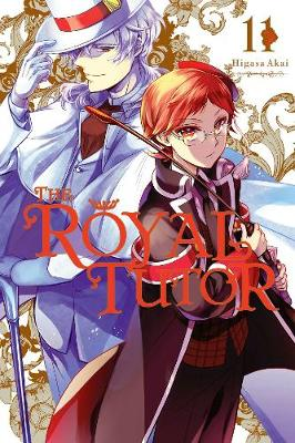 The Royal Tutor, Vol. 11 - Higasa Akai