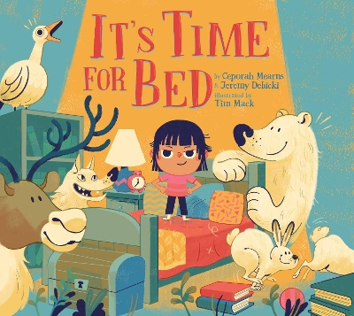 It's Time for Bed - Ceoporah Mearns