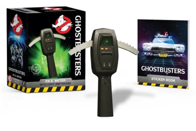 Ghostbusters: P.K.E. Meter - Running Press