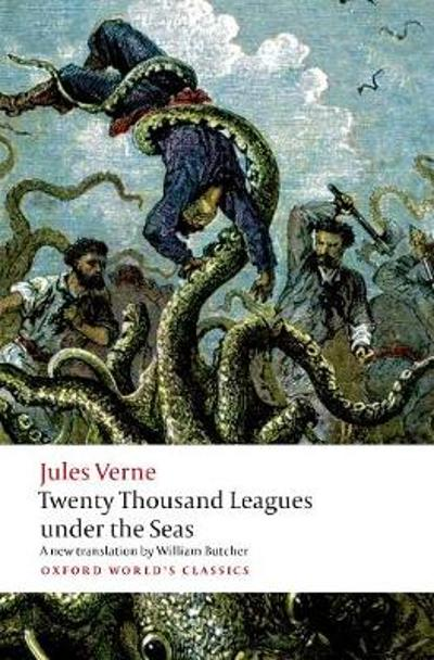 Twenty Thousand Leagues under the Seas - Jules Verne