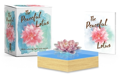 The Peaceful Lotus - Mollie Thomas