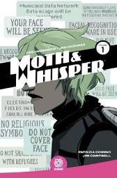 Moth & Whisper Vol. 1 - Ted Anderson Mike Marts Jen Hickman