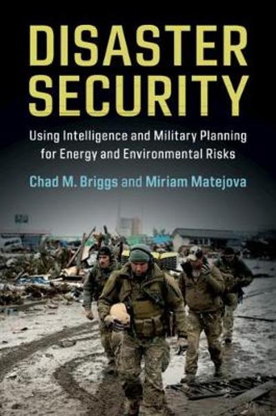 Disaster Security - Chad M. Briggs