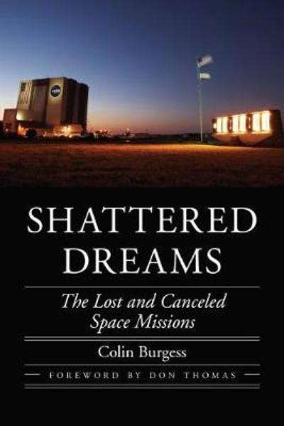 Shattered Dreams - Colin Burgess