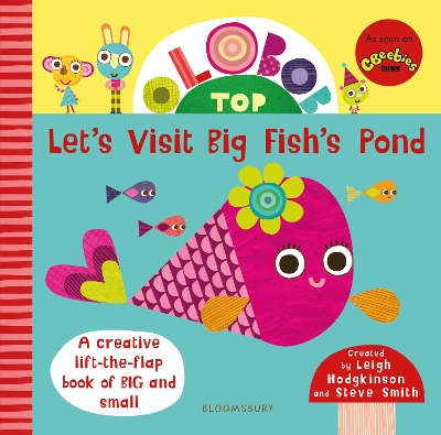 Olobob Top: Let's Visit Big Fish's Pond - Leigh Hodgkinson