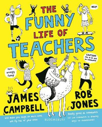 The Funny Life of Teachers - Professor James Campbell
