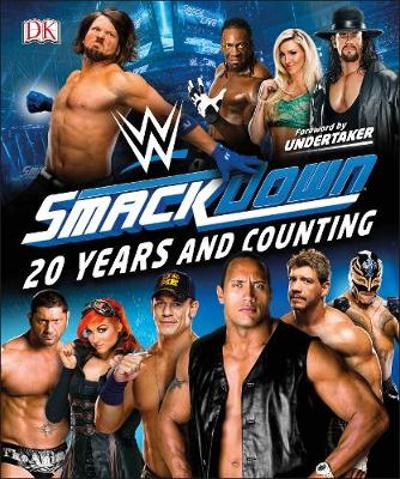 WWE SmackDown 20 Years and Counting - Dean Miller