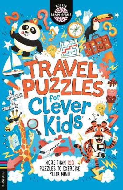 Travel Puzzles for Clever Kids - Gareth Moore