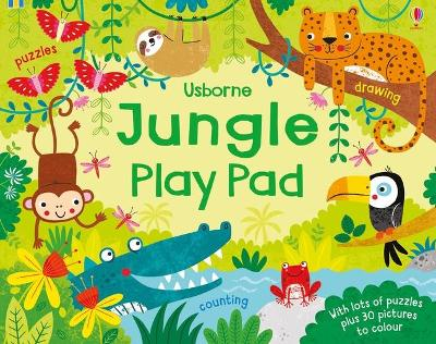 Jungle Play Pad - Kirsteen Robson