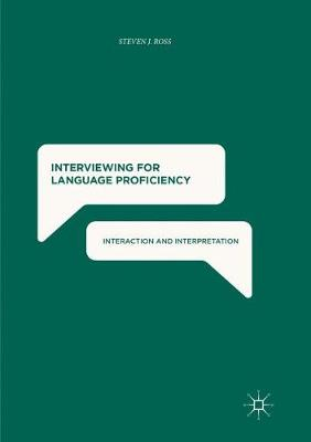 Interviewing for Language Proficiency - Steven J. Ross