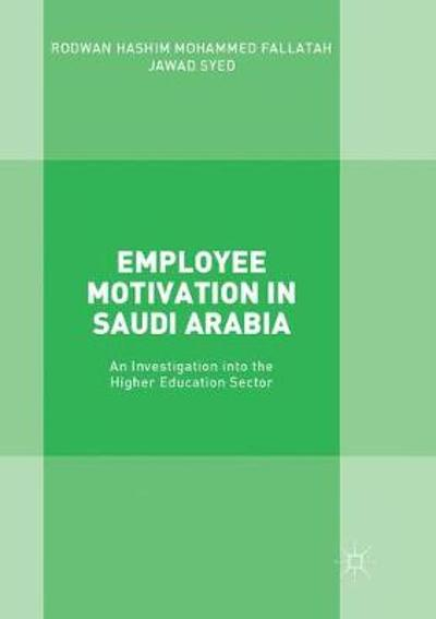 Employee Motivation in Saudi Arabia - Rodwan Hashim Mohammed Fallatah