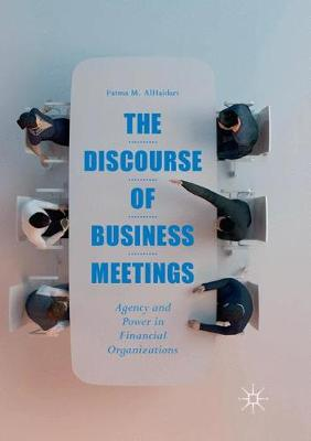The Discourse of Business Meetings - Fatma M. AlHaidari