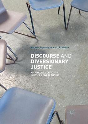 Discourse and Diversionary Justice - Michele Zappavigna