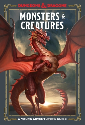 Monsters and Creatures - Dungeons and Dragons
