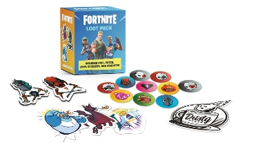 FORTNITE (Official) Loot Pack - Anonymous