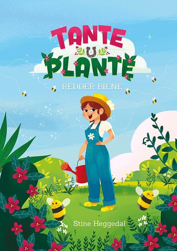 Bilderesultat for tante plante redder biene