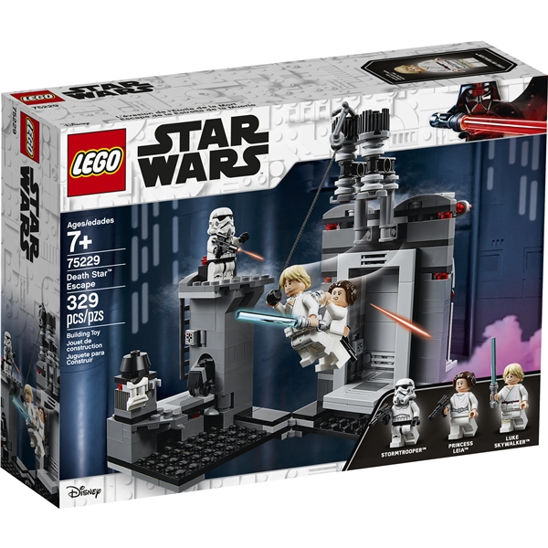 75229 LEGO Star Wars Death Star™ Escape - LEGO