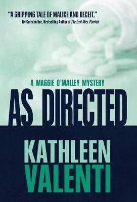 As Directed - Kathleen Valenti