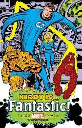 Kirby Is...fantastic King-sized Hardcover - Stan Lee Jack Kirby