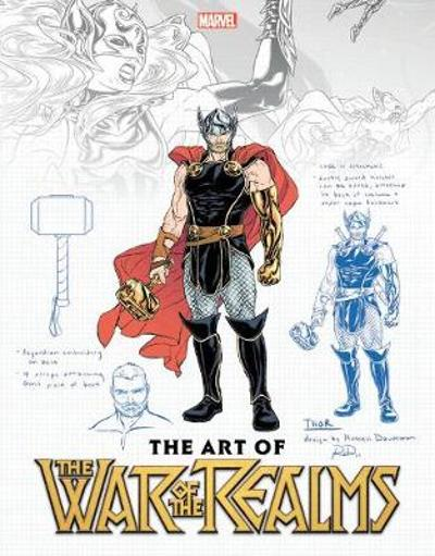 The Art Of War Of The Realms - Jess Harrold