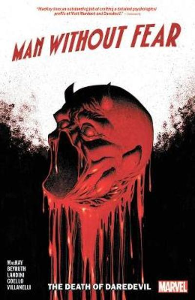 Man Without Fear: Death Of Daredevil - Jed Mackay