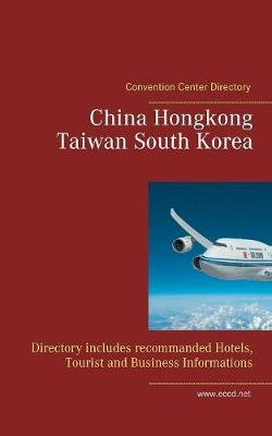 China Hongkong Taiwan South Korea - Heinz Duthel