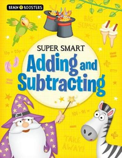Brain Boosters: Super-Smart Adding and Subtracting - Penny Worms