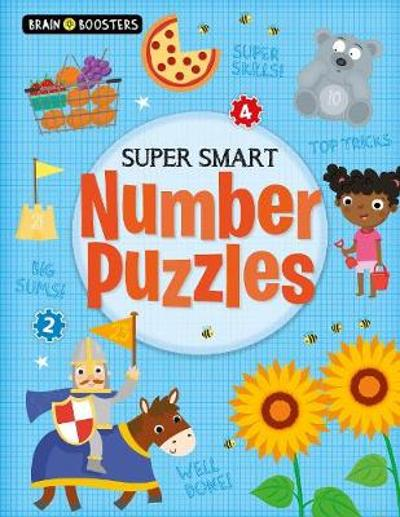 Brain Boosters: Super-Smart Number Puzzles - Kate Overy