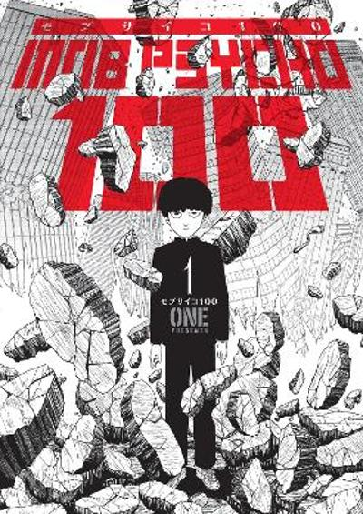 Mob Psycho 100 Volume 1 - ONE