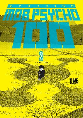 Mob Psycho 100 Volume 2 - ONE