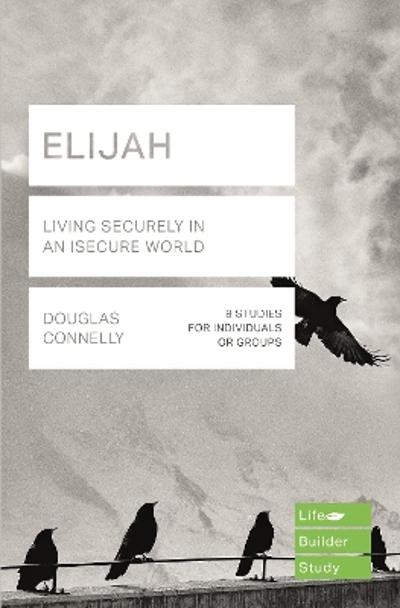 Elijah (Lifebuilder Study Guides) - DOUGLAS CONNELLY