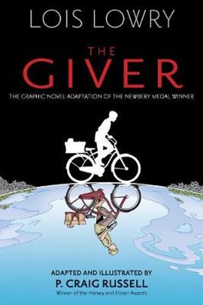 The Giver (Graphic Novel) - Lois Lowry