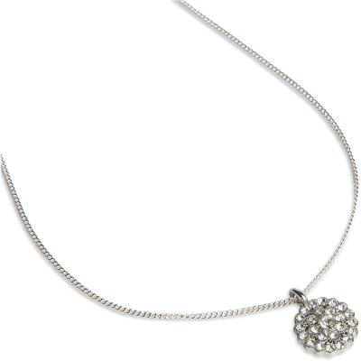 PEARLS FOR GIRLS Amie Necklace Silver - PFG Stockholm