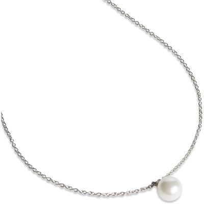 PEARLS FOR GIRLS Jen Necklace White - PFG Stockholm
