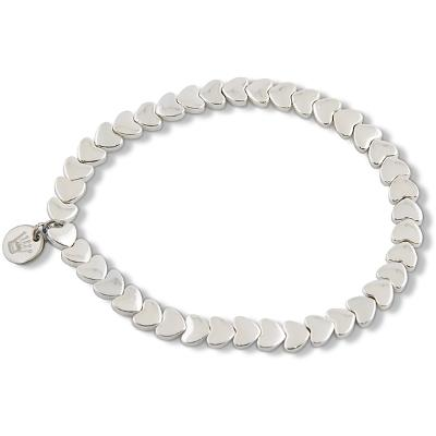 PEARLS FOR GIRLS Heart Bracelet - PFG Stockholm