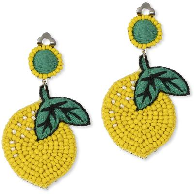 BLUSH Lemon Earring - PFG Stockholm
