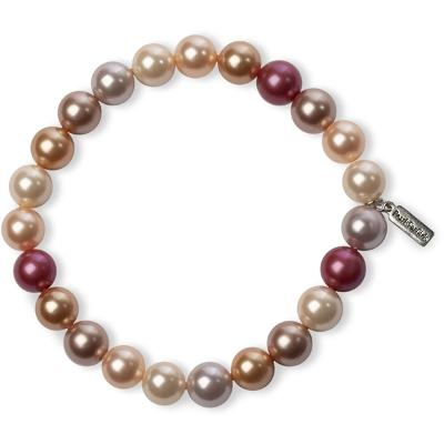 PEARLS FOR GIRLS Norma Bracelet Pink - PFG Stockholm