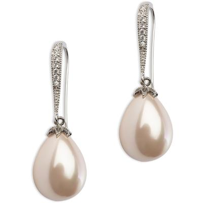 PEARLS FOR GIRLS Queeny Earring Pink - PFG Stockholm