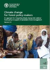 Climate change for forest policy-makers - Food and Agriculture Organization