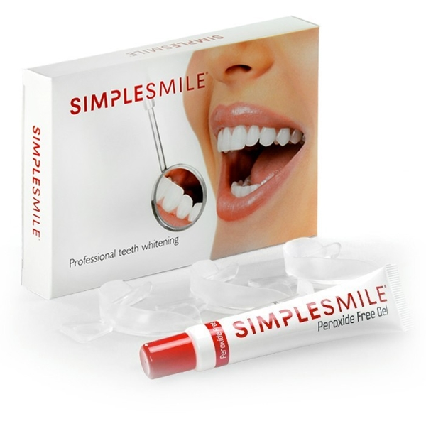 SimpleSmile Teeth Whitening Start Kit - Simple Smile