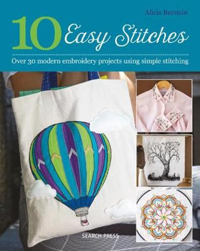 10 Easy Stitches - Alicia Burstein