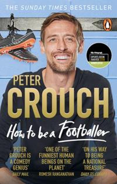 How to Be a Footballer - Peter Crouch