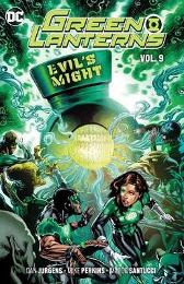 Green Lanterns Volume 9 - Dan Jurgens
