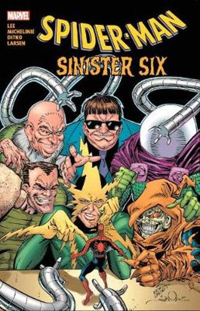 Spider-man: Sinister Six - Stan Lee