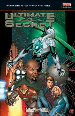 Ultimate Secret - Warren Ellis