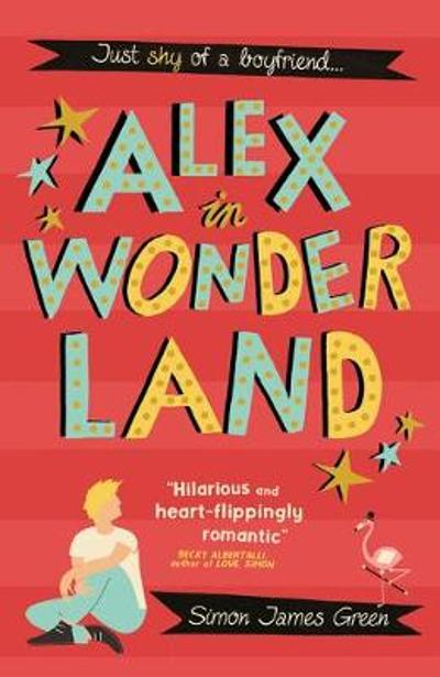 Alex in Wonderland - Simon James Green